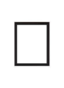 Black Frame Passepartout